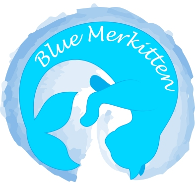 BlueMerkitten Official Logo