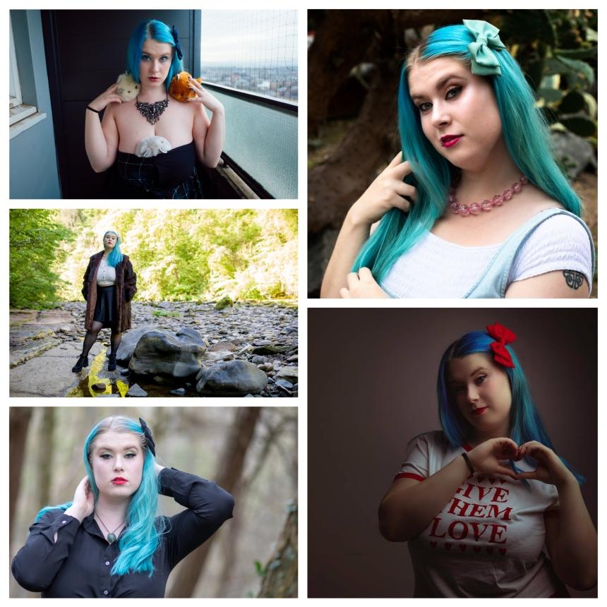 sfw portfolio collage